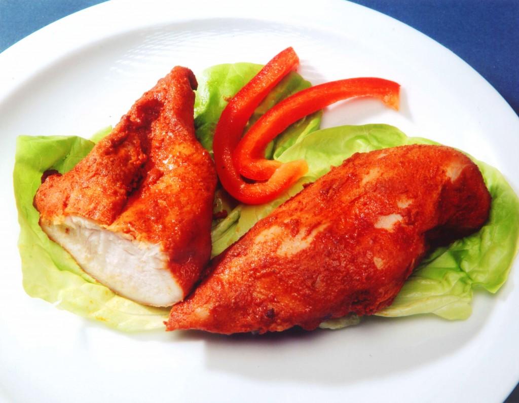Filet kurczaka pieczony