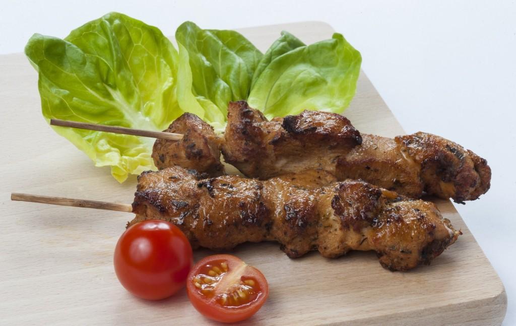 Szaszłyk z fileta kurczaka Mediterran 50g