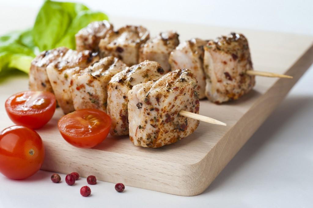 Szaszłyk z kurczaka MEDITERRAN 50g